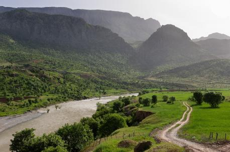 Shared Tributaries of the Tigris River | Inventory of Shared Water ...