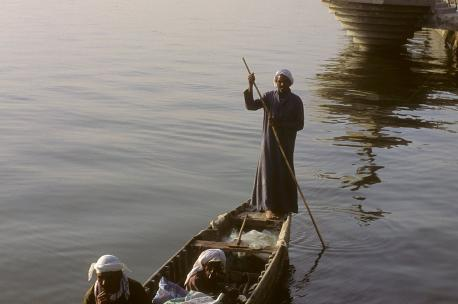 The Shatt al Arab, Iraq, 1992. Source: Ed Kashi/VII.