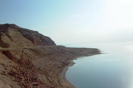 The Dead Sea, 2009. Source: Marc Haering.