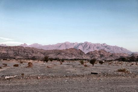The Sarawat Mountains, Saudi Arabia, 2012. Source: Amru Essam.
