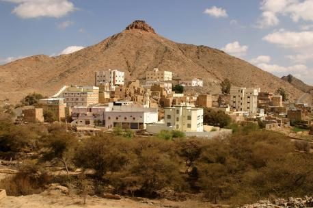 The region of Asir, Saudi Arabia, 2006. Source: Walter Callens.