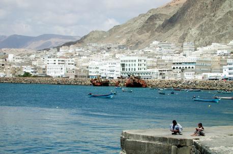 Mukalla, Yemen, 2000. Source: Kebnekaise.