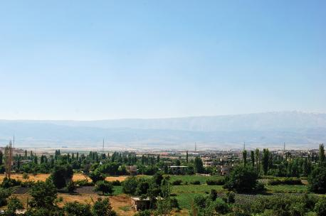 Bekaa Valley, Lebanon, 2011. Source: Karan Jain.