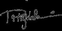 Signature of Roula Majdalani