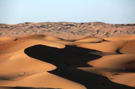 Liwa Oasis, Abu Dhabi, UAE, 2010. Source: Tom Olliver.
